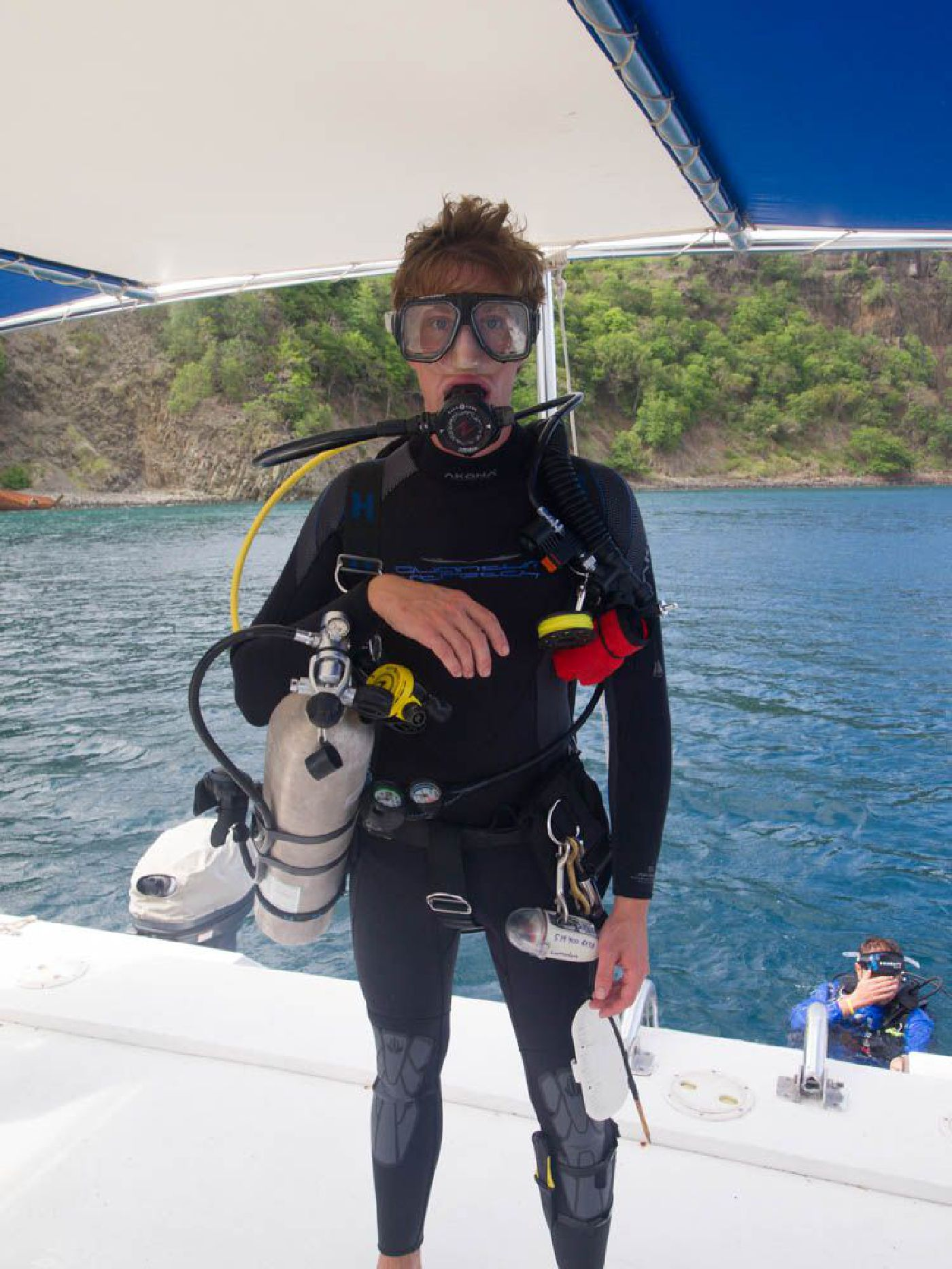 Caribbean Reef Buddy Academic Projects